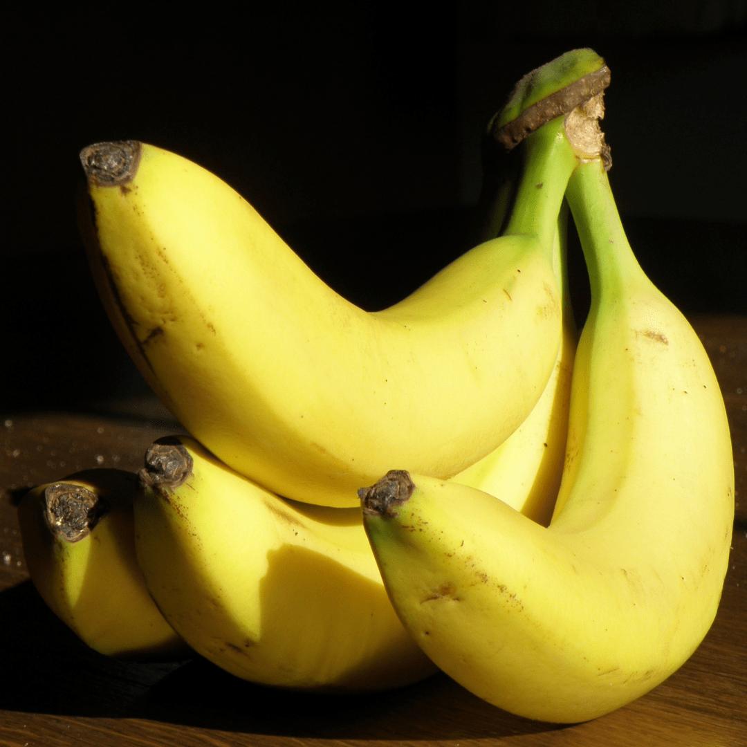 banana for potassium